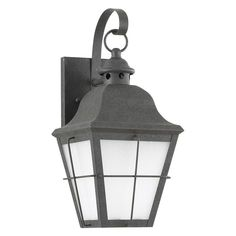 Sea Gull Lighting Chatham 89062 Outdoor Wall Lantern - 89062EN-46