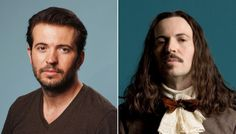 This is what the stars of Versailles look like out of costume | Metro News