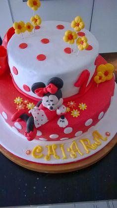 Le follie di Giulia: Minnie - Il primo compleanno di Chiara