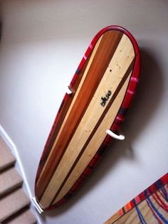 Picture of Hollow Wooden Surfboard - My Magic Carpet