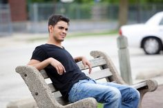 Carlos Fuentes Perfect Chemistry | Carlos Relaxing - Perfect Chemistry Photo