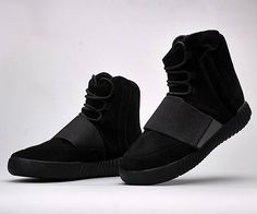 fba631142407b Adidas Yeezy Boost 750 Shoes Black