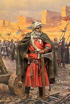 caballero cruzado jerusalem