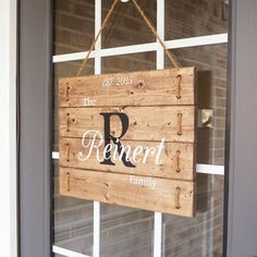 Family Established Sign- Porch Sign- FREE SHIPPING- Wood Signs- Custom Sign- Established Sign- Family Established Wood Signs- Wood Signs