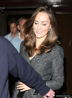 Kate Middleton in 2007