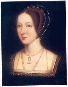 Anne Boleyn. She deserved so much more than she received in life.