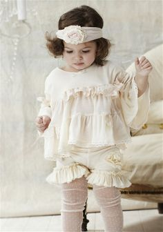 dollcakes clothing for girls   Babycake by Dollcake Clothing - Mummas Girl Headband Fall 2013