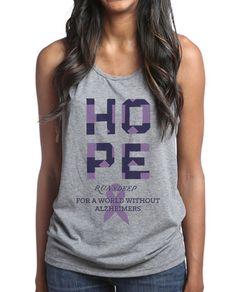 Hope Runs Deep - Alzheimer's – Sevenly