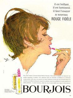 Bourjois Rouge- HOF (Max Hofbauer)