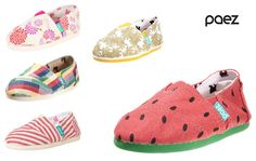 Zapatos de niño para el verano
