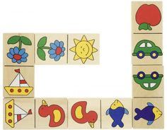 Ντόμινο σε ξύλινο κουτί/ Dominique's Domino in wooden box Kids Rugs, Games, Dominatrix, Kid Friendly Rugs, Gaming, Plays, Game, Toys, Nursery Rugs