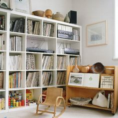 decorating a small living room with vintage | Retro living room | Decorating | Images | Housetohome.co.uk