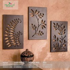 Natural Living furniture now at Ishanya Mall, Pune. Present also in Goa. Wooden Wall Art, Diy Wall Art, Wooden Walls, Metal Walls, Metal Wall Art, Diy Art, Wall Decor, Deco Design, Wood Design