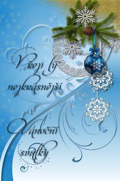 Vánoční přání kolekce 2017 - 3. část | Grafika-obrázky-přání