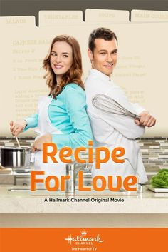 "Its a Wonderful Movie - Your Guide to Family Movies on TV: Hallmark Channel Movie: ""Recipe for Love"" starring Danielle Panabaker"