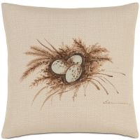 French Country - Nest Egg Pillow