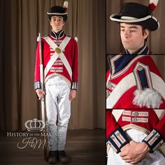 Reproduction Admiral Collingwood Uniform for hire. Full dress, As worn at the battle of Trafalgar. Complete uniform for hire. British Royal Marines, British Army, Royal Marines Uniform, Costume Hire, British Uniforms, Hms Victory, Navy Marine, British Invasion, Napoleonic Wars