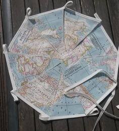 Map bunting map decor world map decor world map bunting map map bunting map decor world map decor world map bunting map fabric bunting travel bunting globe bunting atlas bunting pinterest buntings map gumiabroncs Gallery