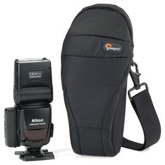 LOWEPRO S&F QUICK FLEX POUCH 75 AW (BLACK)  Fits in large flash and/or other accessories and batteries. #LoweproPhilippines