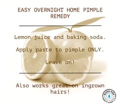 An easy at-home pimple remedy that will significantly reduce that spot overnight! Also great for ingrown hairs. Especially good for whiteheads!