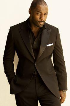 Idris Elba by Marc Baptiste