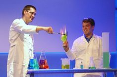 Keller Science Theater at Museum of Discovery & Science is a well-equipped theater and enthusiastic, trained staff turn any science topic into a fun experience of discovery and exploration