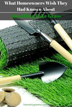 What Homeowners Wish They Had Known About Installing Fake Grass http://www.heavenlygreens.com/blog/what-homeowners-wish-they-had-known-about-installing-fake-grass @heavenlygreens