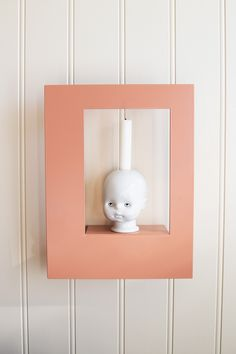 Tavelram Frame, Dusty pink Dusty Pink, Scandinavian Design, Floating Nightstand, Frame, Painting, Home Decor, Dekoration, Floating Headboard, Picture Frame
