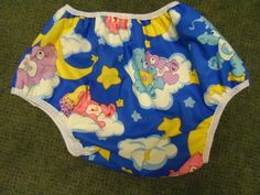 Hey, I found this really awesome Etsy listing at https://www.etsy.com/listing/265724210/adult-baby-diaper-cover-s-gid-care-bears