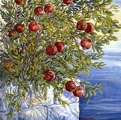 """Pomegranate""  Ziva Kainer"