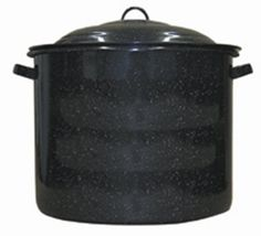 Granite Ware 6125-1 Stock Pot, 21-Quart