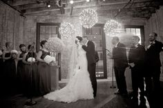 New Orleans Wedding & Event Planner - It's Your Time Events: Ashley & Colin are married!  Here's to her big fat Lebanese, Irish, Honduran, Croatian Wedding. New Orleans Weddings. Southern Weddings. The Chicory. Twirl Photography. NOLA Flora. DIY Wedding. Haydels Bakery. Luminous Events.