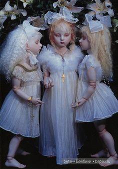 Попытка заглянуть в вечность... Авторские куклы Koitsukihime Doll - Love Moon Princess / Авторская кукла известных дизайнеров / Бэйбики. Куклы фото. Одежда для кукол