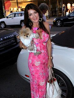 My absolute favorite housewife Lisa Vanderpump! I adore her and Giggy!❤️