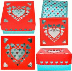 box love----------------------------------I think I'm in love with this shape from the Silhouette Online Store!