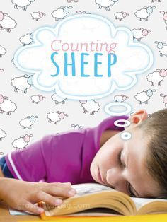 Counting Sheep | Grown Ups Magazine - Just how important is a good night's sleep for your kids?