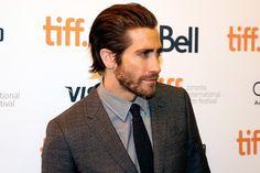 Jake Gyllenhaal at Prisoners #tiff13
