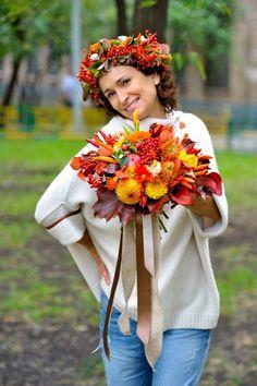 Флорист Ольга Шарова.