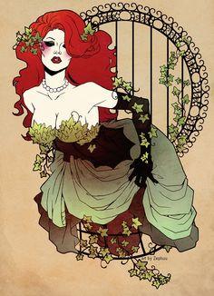Poison Ivy by Zephuu