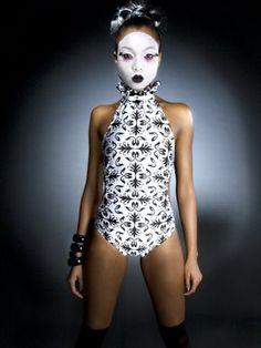 Photos by Erika Lager: Modern Geisha, editorial