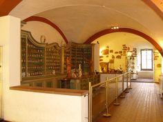 Apothekermuseum im Schloss Heidelberg