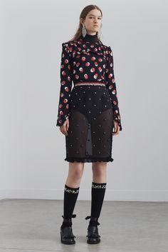 Sfilata Markus Lupfer Londra - Pre-Collezioni Autunno-Inverno 2018-19 - Vogue