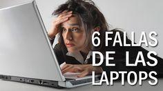 Las 6 causas por las que falla una laptop son: 1.-Pantalla o Display              2.-Teclado                             3.-Disco Duro.                       4.-Memoria RAM                    5.-Tarjeta Madre.                    6.-Sobrecalentamiento         Estas fallas pueden prevenirse con un mantenimiento preventivo y correctivo a tu laptop.
