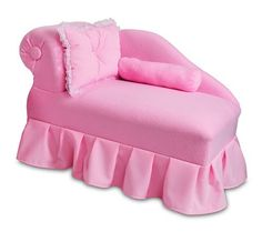 This is too cute!! Fantasy Furniture Princess Chaise, Pink by Fantasy Furniture, http://www.amazon.com/dp/B002EVOX9W/ref=cm_sw_r_pi_dp_PHpkqb0GXS37S