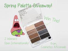 http://www.cosmeticsaficionado.com/giveaway-2-wet-n-wild-nude-awakening-palettes/