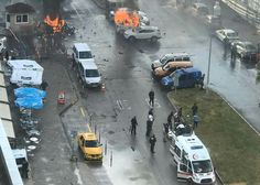 Slain Turkish policeman hailed for preventing new bloodbath