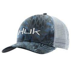 newest c7592 df213 Huk Kryptek Logo Trucker Cap for Men
