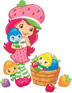 strawberry shortcake & friends | new strawberry - Strawberry Shortcake Photo (21991513) - Fanpop ...