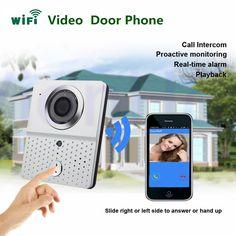 Sales Wireless WIFI Door Bell Camera Video Door Phone Intercom Doorbell Support Night Vision Smart Home Decor | New Gadgets Info