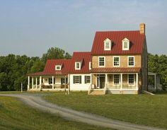 Happy Choice Farm Barnesville Maryland NLB Architects
